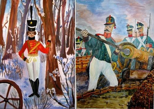 рисунки 1812: