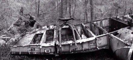 """В лужском районе обнаружены останки самолета времен вов """" лу."""